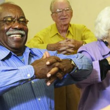 Adult Day Care Over an Assisted Living Facility