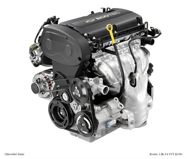 GM Engines, GM Crate Engines, New GM Engines | 18 LITER ECOTEC, 4CYL, 110 CID, GM ENGINE