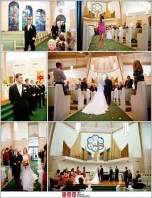 Presbyterian Church Wedding