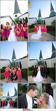 Barefoot Weddings Bridal Party
