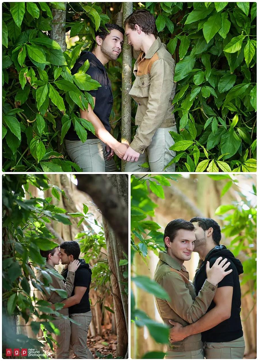 Naples Zoo Engagement  Nik  Carlos  Naples Engagement Photography  Wedding Photography