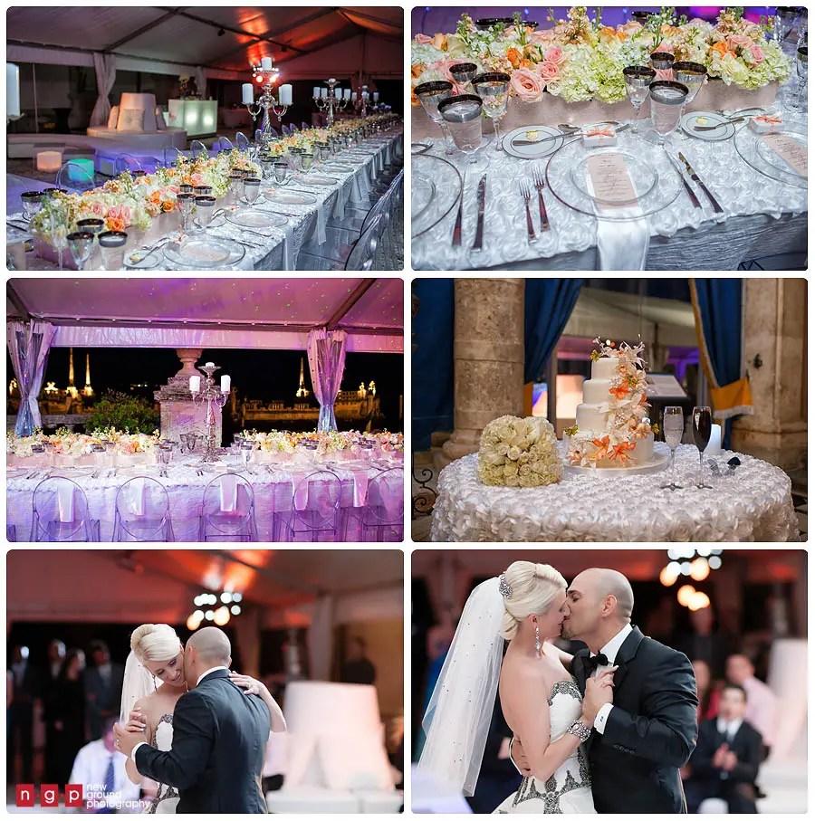 Vizcaya Wedding Melinda George Miami Wedding Photographers Naples Florida Wedding