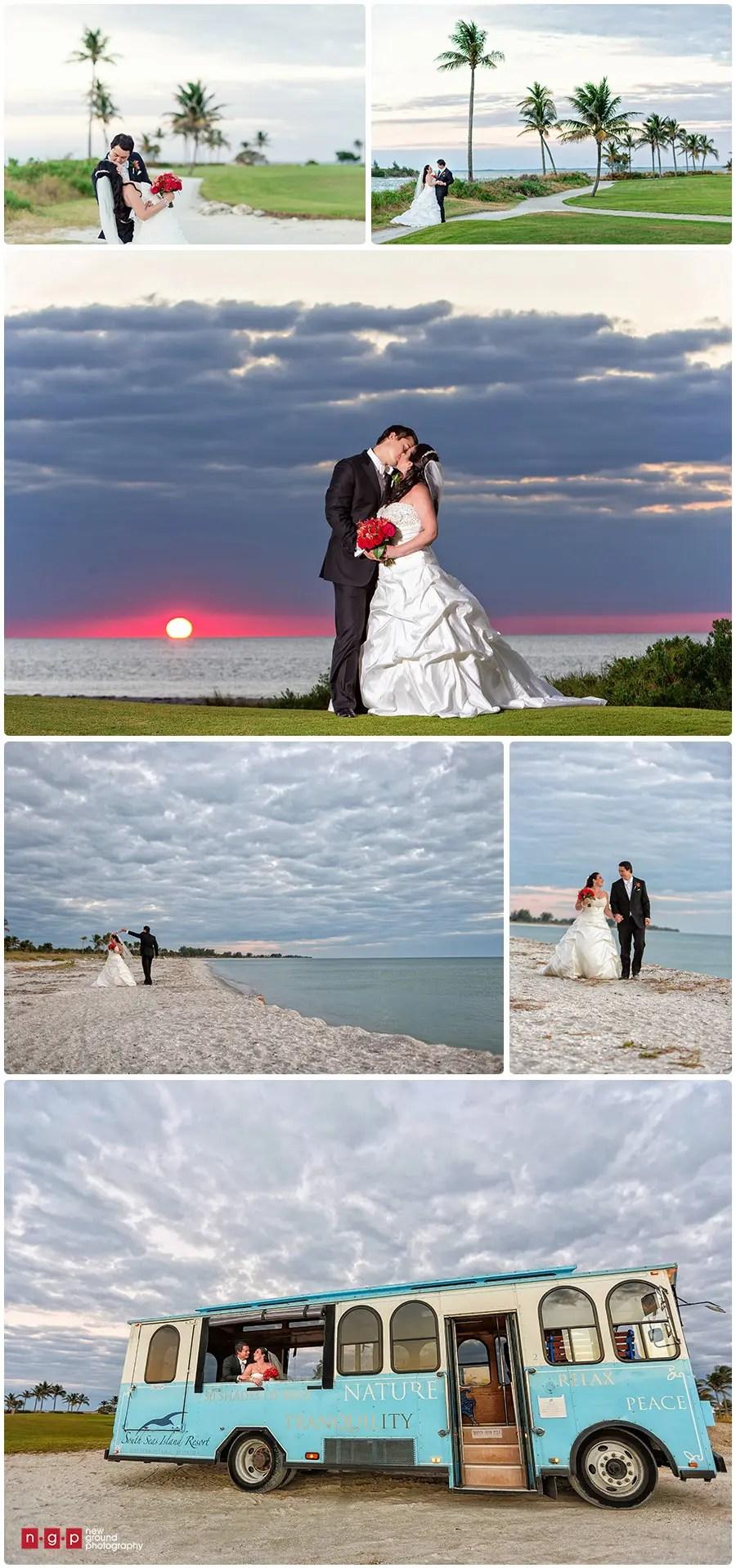 South Seas Resort Wedding  Corinne  Charles  Captiva Wedding Photography  Wedding