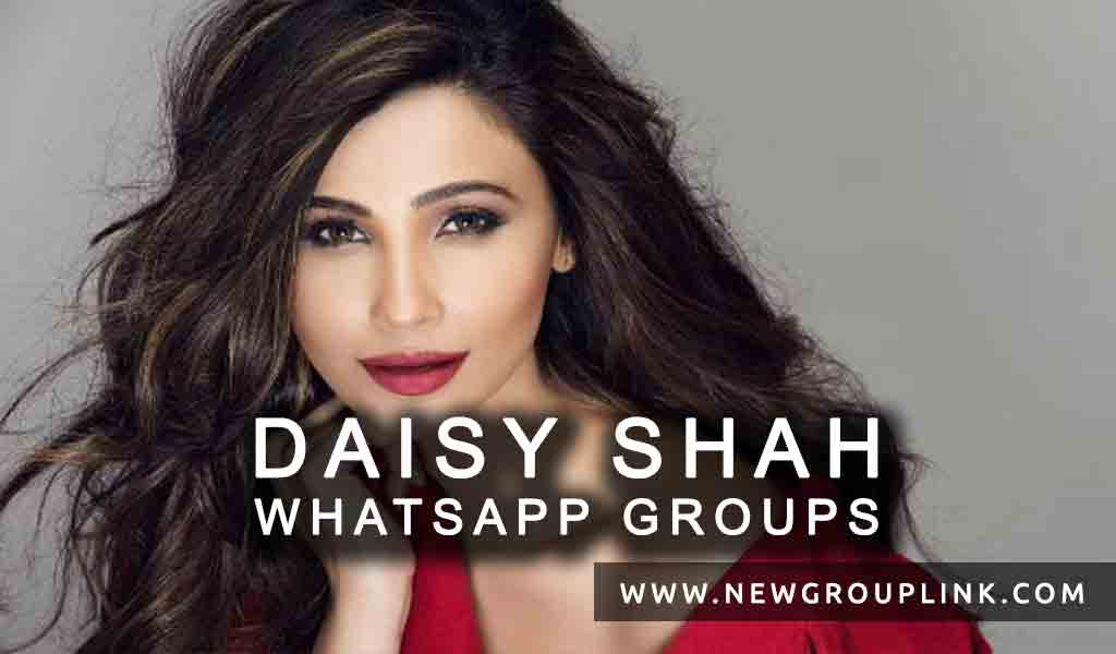 Daisy Shah WhatsApp Group Links