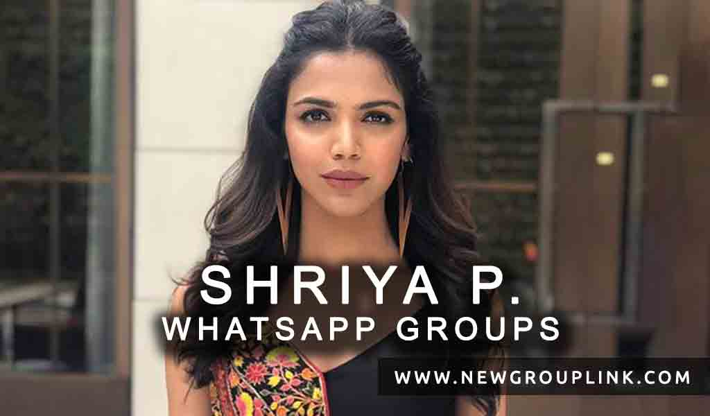 Shriya Pilgaonkar WhatsApp Group Links