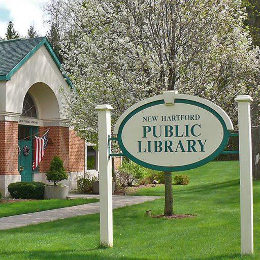 Grade Level | New Hartford Public Library