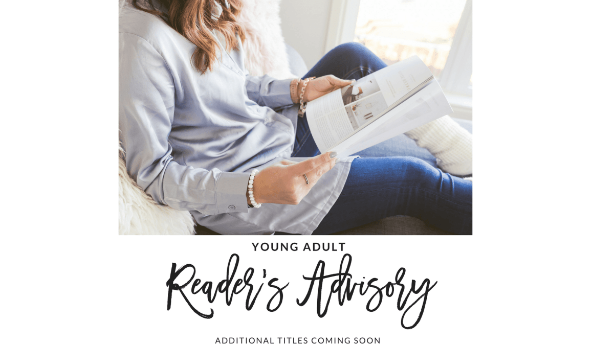 Young Adult Reader's Advisory | New Hartford Public Library