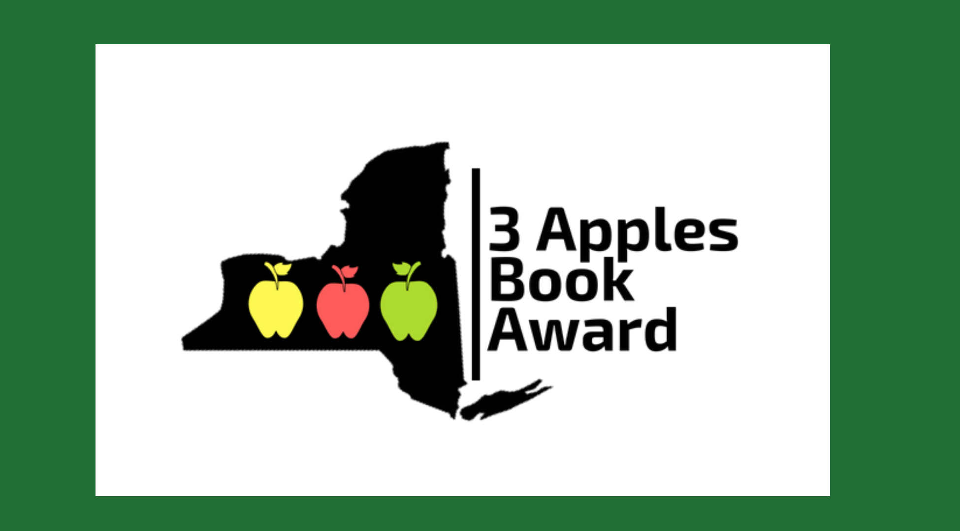 Three Apples Book Award