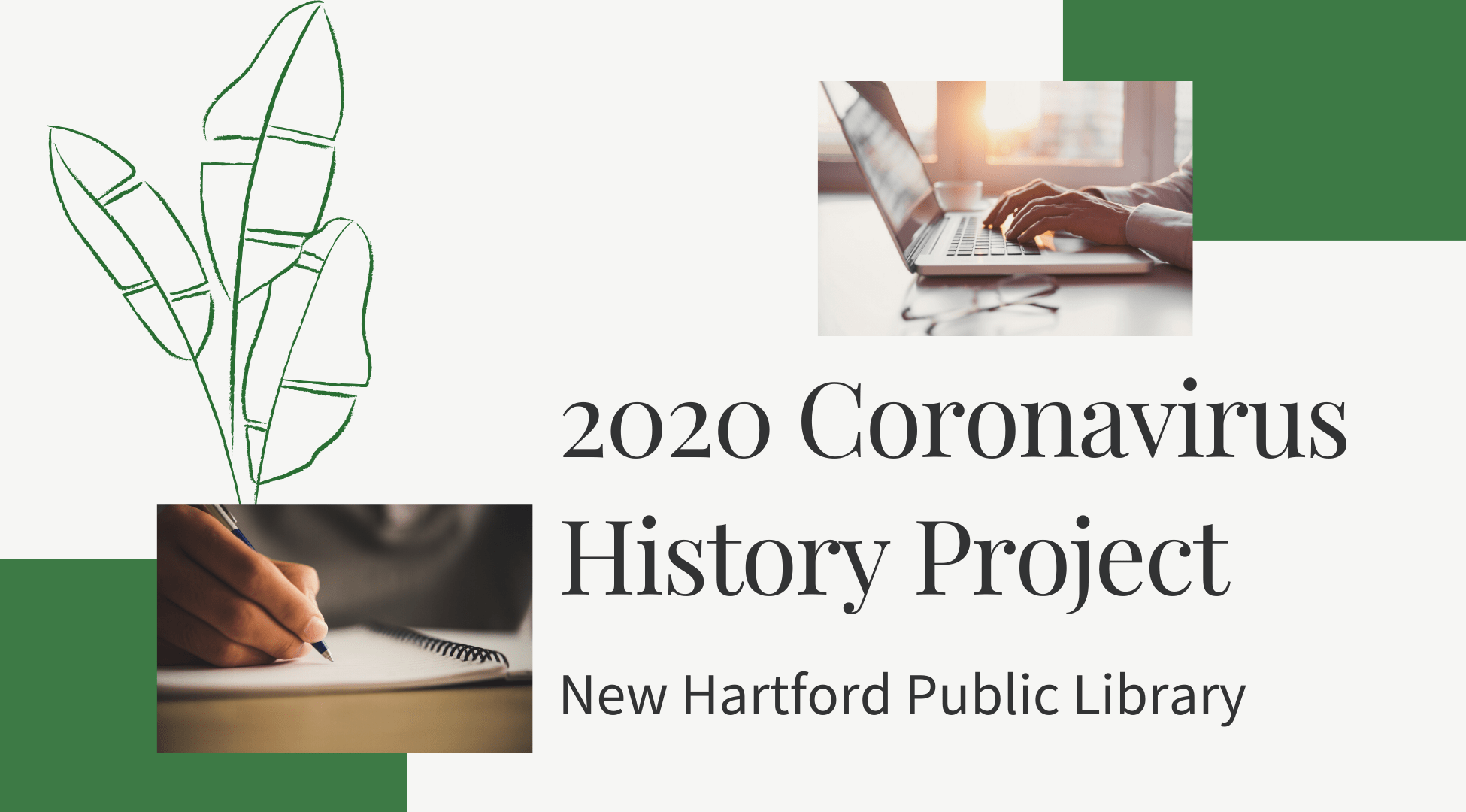 2020 Coronavirus History Project Entries