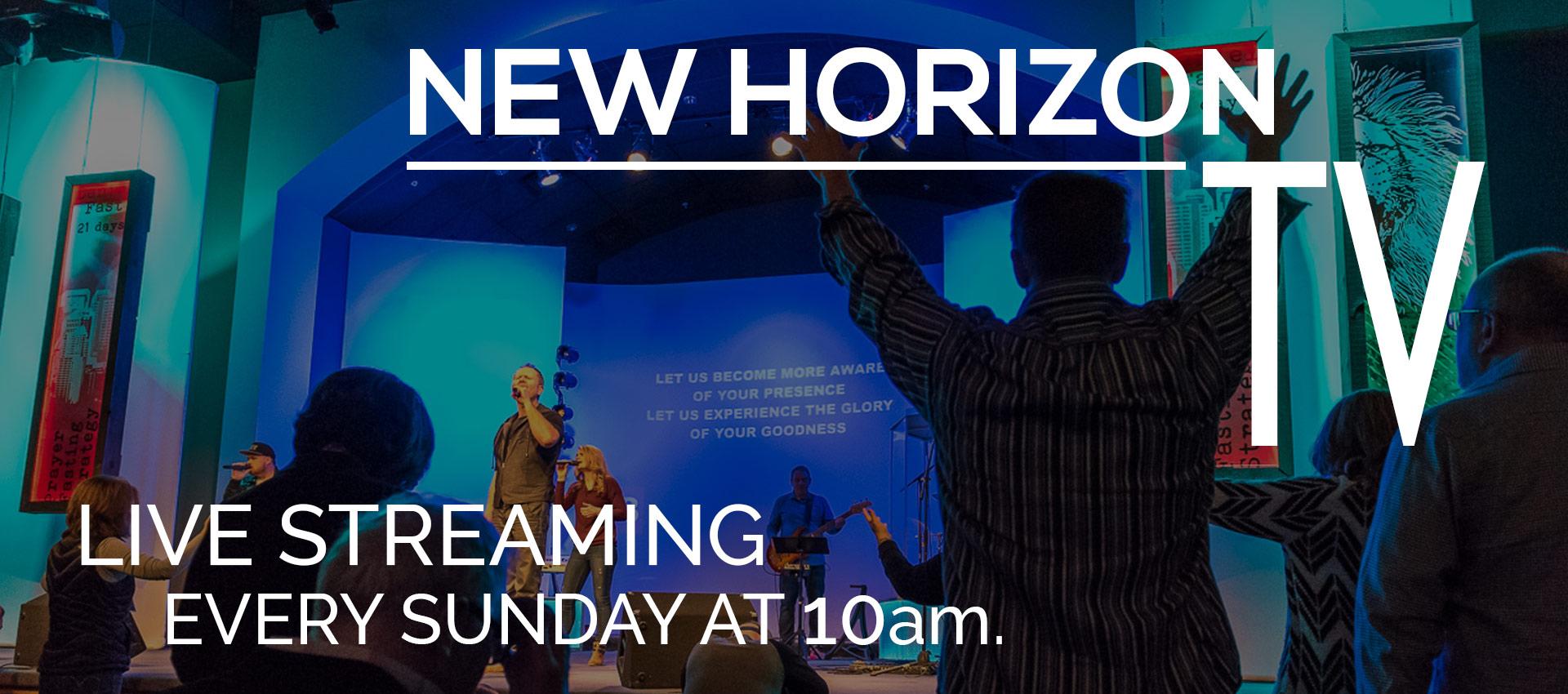 New Horizon Live Streaming