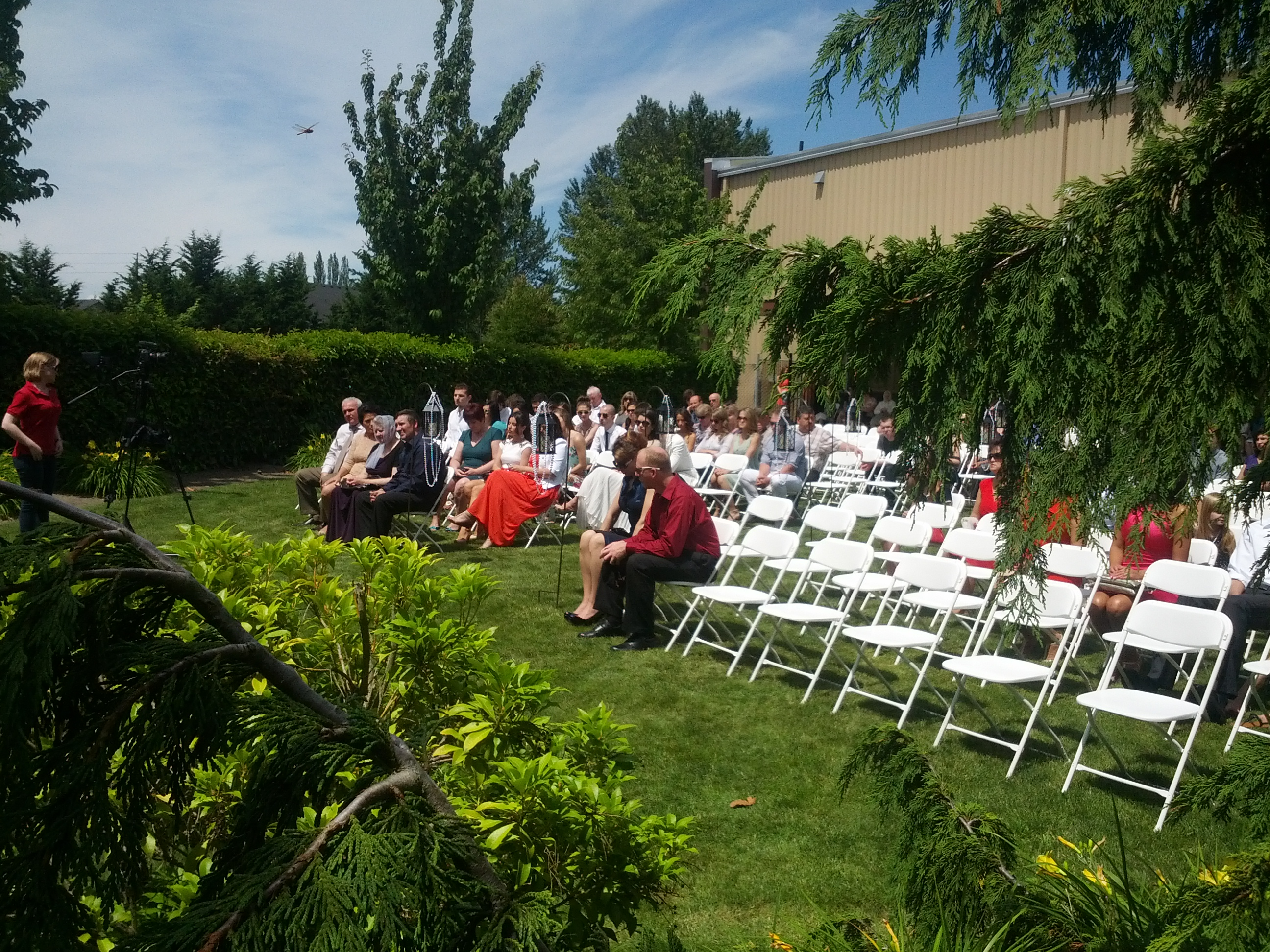 Tacoma Outdoor Weddings