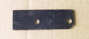 Lower Counter Plate
