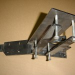 Right Front Seal Mount with Clamp Straps