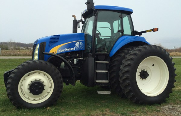 New Holland TG305