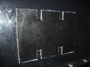 Debris Shield
