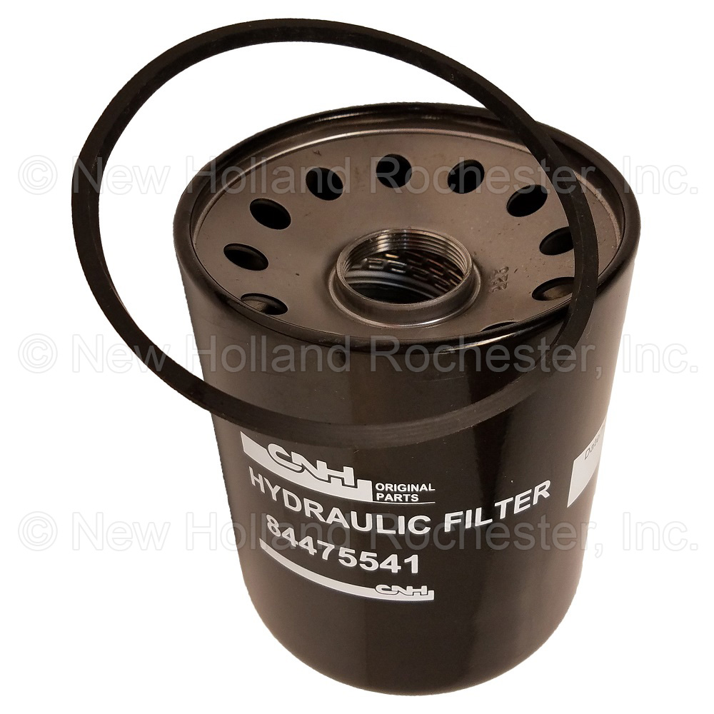 New Holland Hydraulic Oil Filter Part # 84475541 - New Holland Rochester