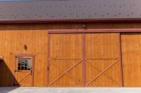 Custom Barn Doors