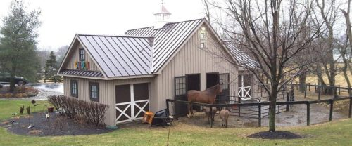 small resolution of horse barn building
