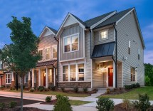 Ryland Homes Townhomes Floor Plans