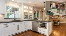 Home Kitchen Remodel Before and After
