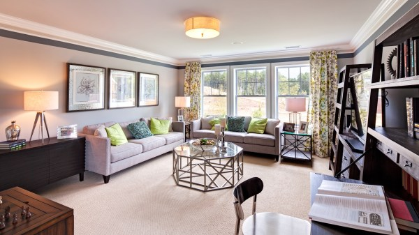 Model Home Bonus Rooms