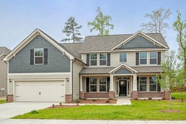 New Dan Ryan Homes Stonegate