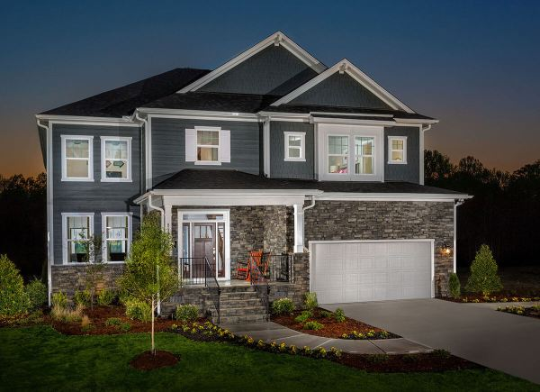 Darlington Woods in Cary NC - New Homes for Sale - New Homes & Ideas