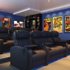 Movie Theatre Chairs For Home Green Kitchen Uk Avoid These 5 Mistakes In Your Theater New Homes