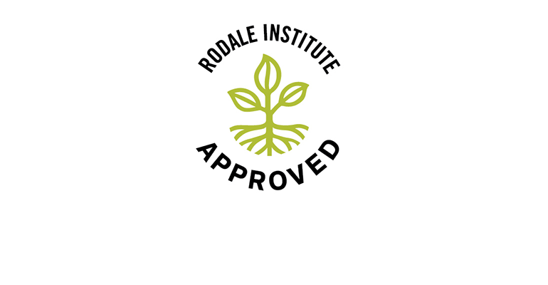 Rodale Institute launched a new seal. Is it right for your