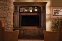 Entertainment Centers | New Horizon Cabinetry
