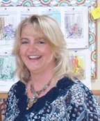 Photo of Linda Rock, owner and senior manager