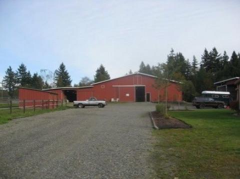 Cedarbrook Stables Horse Boarding Farm In Auburn Washington