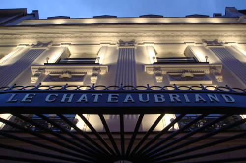 Hôtel Chateaubriand Coupons