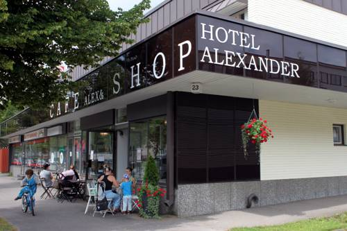 Hotel Alexander Coupons