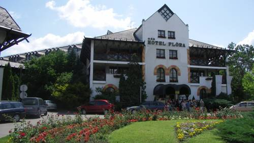 Hunguest Hotel Flora Coupons