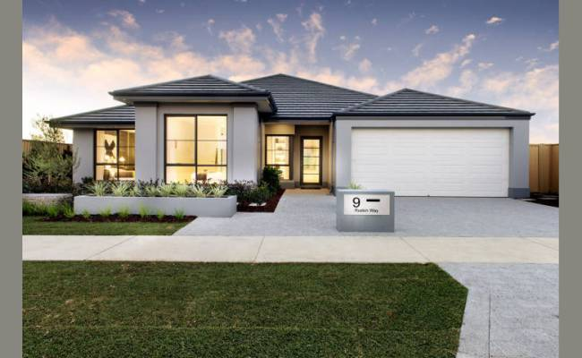 The Casablanca I Display Home By Dale Alcock Homes