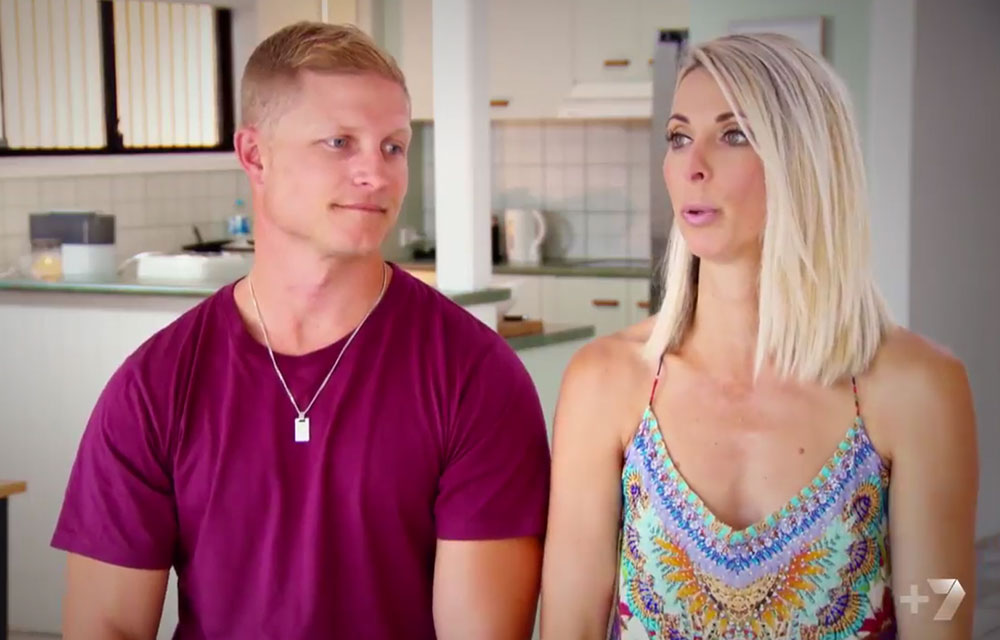 House Rules Winners Aaron And Daniella's Stalker Shock New Idea