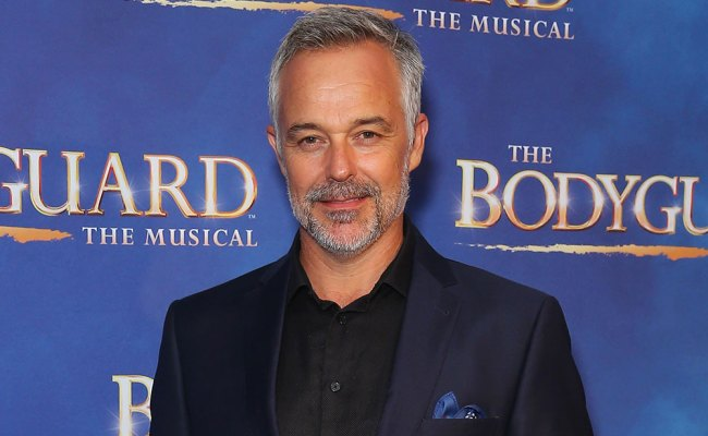 Cameron Daddo Reveals He Was Broke Whilst Living In