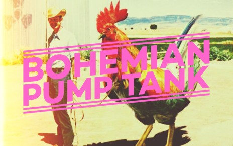 Bohemian Pump Tank