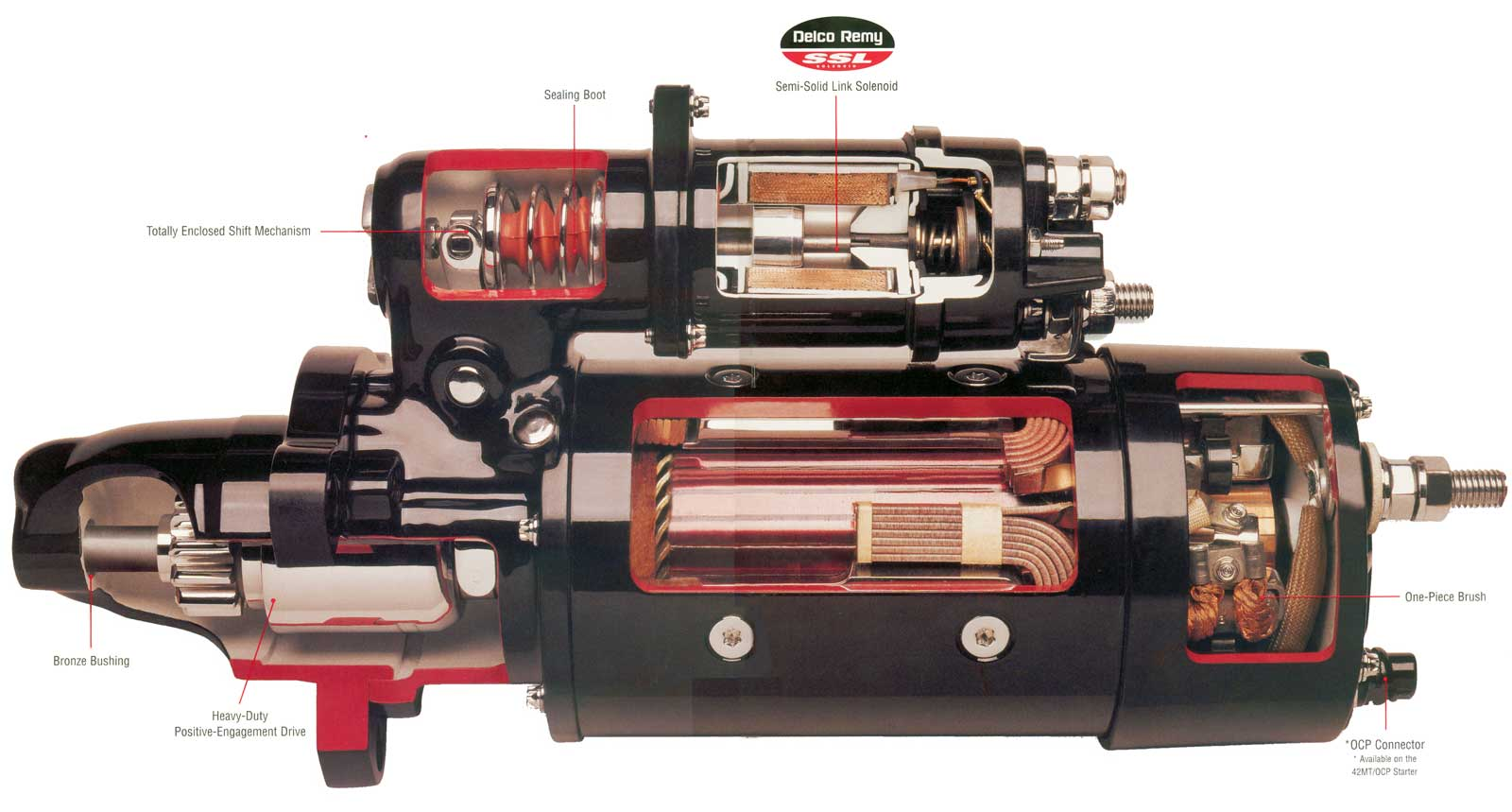 hight resolution of 42mt starter motor design features
