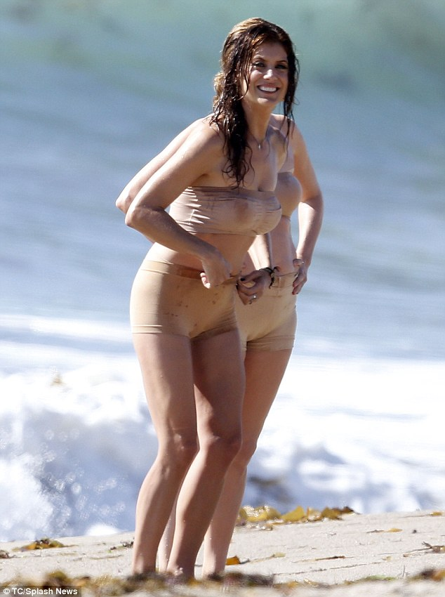 KATE WALSH NAKED SUIT