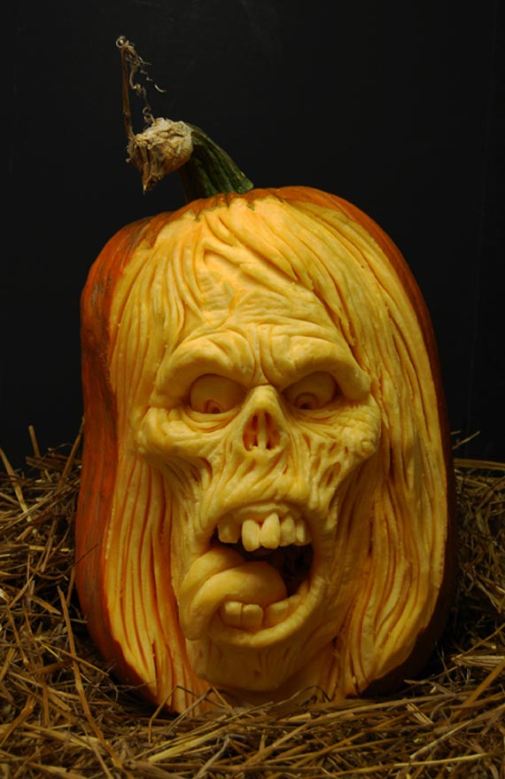 best pumpkin carvings