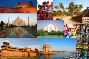 Places to See in India