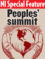 NI Special Feature: Peoples' summit