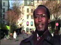 Callixte Mbarushimana, acting head of the terrorist FDLR, enjoying the good life in France.