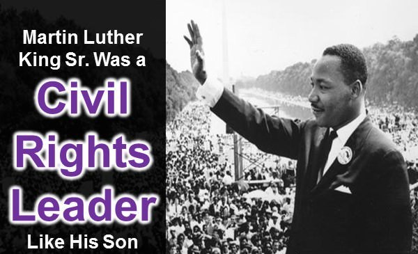 the life and achievements of martin luther kind jr a civil rights leader On the eve of the martin luther king jr holiday, rev jesse jackson and former un ambassador andrew young jr reflect on the legacy of the civil rights movement.