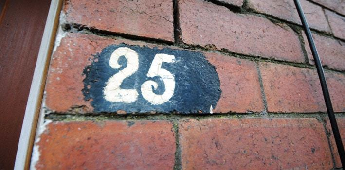 Twenty-Five Facts About The Number 25