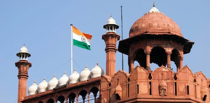 India Facts - Indian Flag