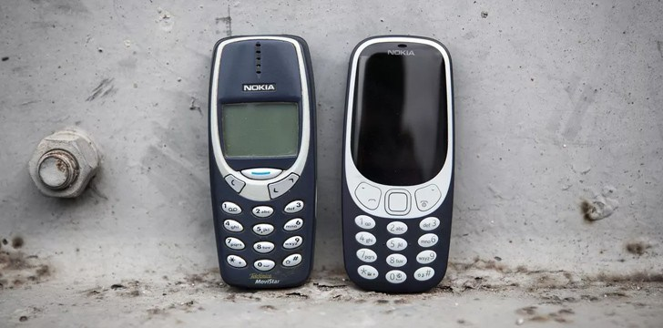 18 Facts About the Indestructible Nokia 3310