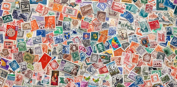 The Largest Postage Stamp in the World
